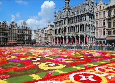 Brüssel am Sonntag