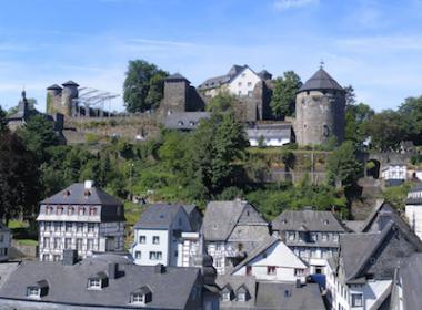 Tagesfahrt Eifel: Sparkasse